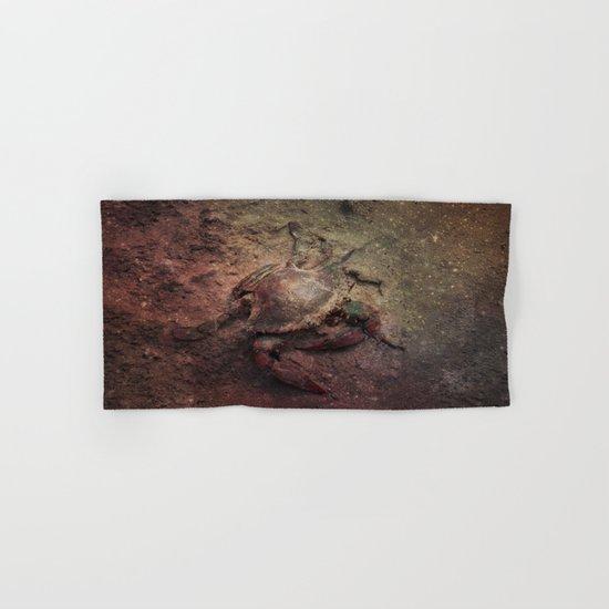 Crab Nebula Hand & Bath Towel