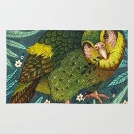 Kakapo Rug