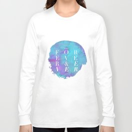 How You Get The Girl Long Sleeve T-shirt