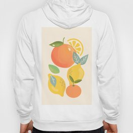 Citrus Fruits Hoody