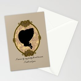 A Captain's Promise Stationery Cards