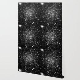 staRs Black & White Wallpaper