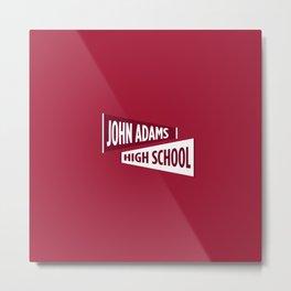 John Adams High School Metal Print