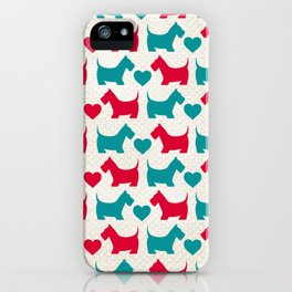 Scotty Dog iPhone Case