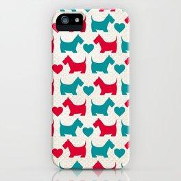 Scotty Dog iPhone Case