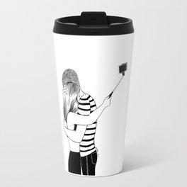 Do I love you or Do I just love me in love Travel Mug