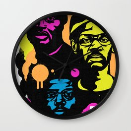 Soul Activism :: The Last Poets Wall Clock