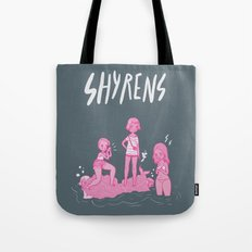 Shyrens 2 Colour Tote Bag