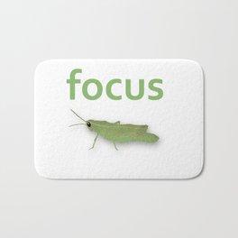 Focus Grasshopper Bath Mat