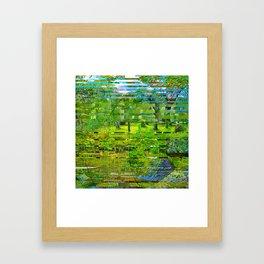 Landscape of My Heart (4 as 1) Framed Art Print