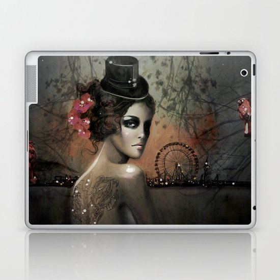 Dawn in Autumn Laptop & iPad Skin