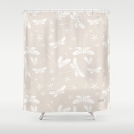 CN DRAGONFLY 1007 Shower Curtain