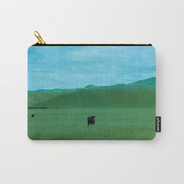 Keeping Distance Carry-All Pouch
