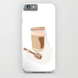 Honey Dipper Love iPhone Case