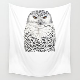 Harfang des neiges Wall Tapestry