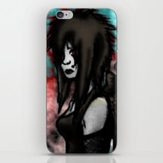 Angel Redone  iPhone & iPod Skin