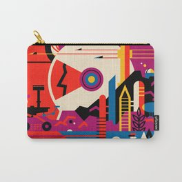 Fantasy Tour of Mars Carry-All Pouch