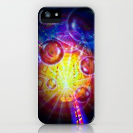 Abstract Perfection 57 iPhone Case