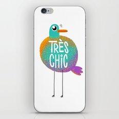 Très Chic iPhone & iPod Skin