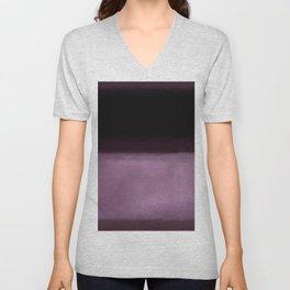 Rothko Inspired #2 Unisex V-Neck