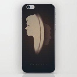 Arrival iPhone Skin