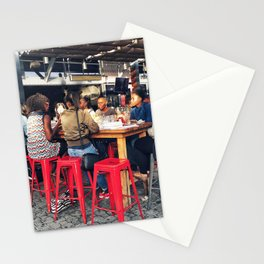 Lunch together Stationery Cards
