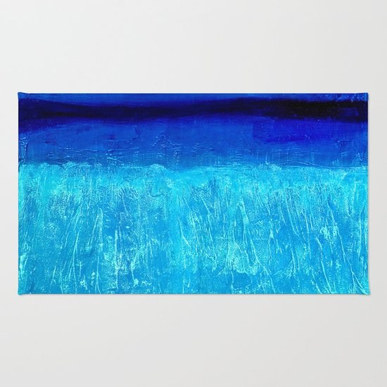 Blue Serenity Rug