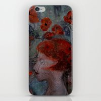 imagerybydianna iPhone & iPod Skins featuring somnia by Imagery by dianna