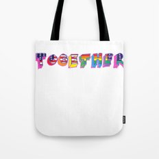 Together 2 Tote Bag