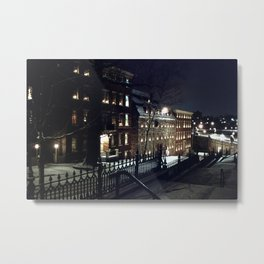 Brethren's House - Central Bethlehem Historic District Metal Print