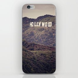 Old Hollywood iPhone Skin