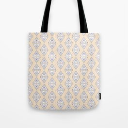 Triangles Change Tote Bag