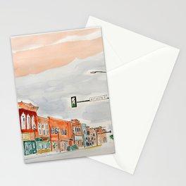 Jefferson Street Stationery Cards