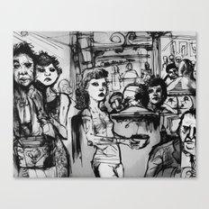 Bowl of Soup Canvas Print