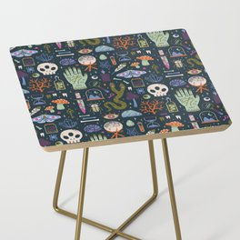 Curiosities Side Table