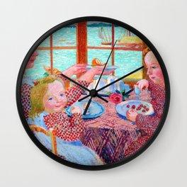 Breakfast - Digital Remastered Edition Wall Clock