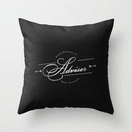 FF15 Ignis Scientia Throw Pillow