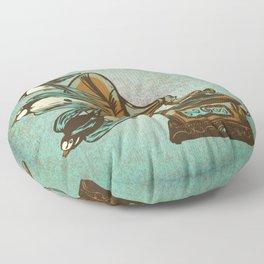 Nature Sounds Floor Pillow
