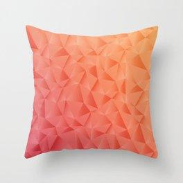 Pattern Pamplemousse Throw Pillow
