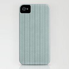 stamb chevron iPhone (4, 4s) Slim Case