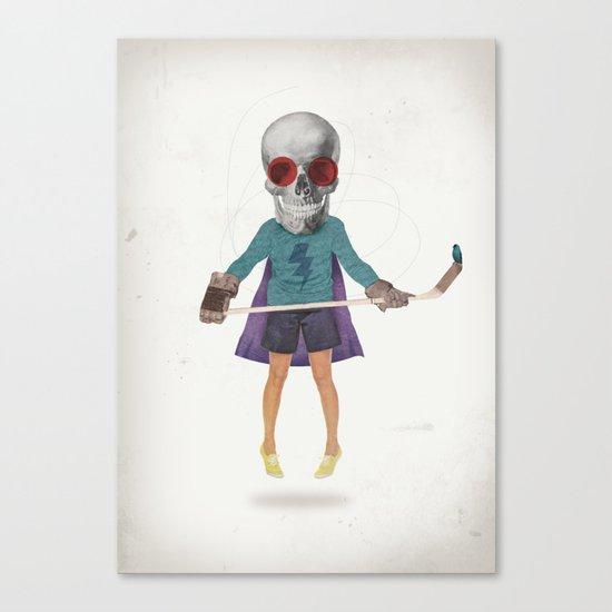 Superhero #9 Canvas Print