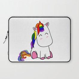 Lenny the Unicorn Laptop Sleeve