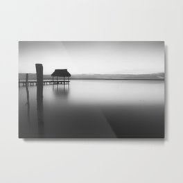 Sutil Metal Print