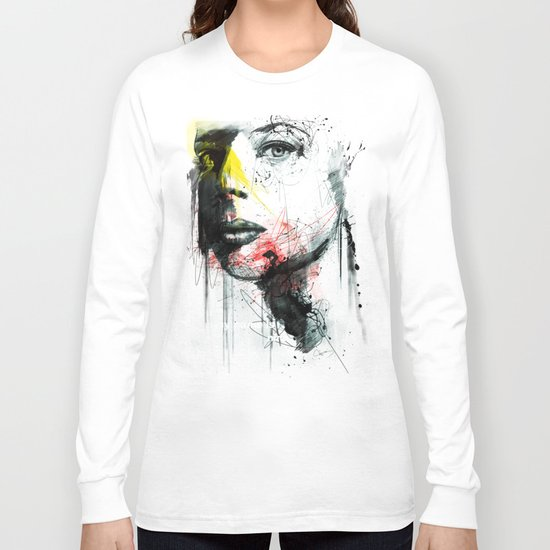 her name is nina Long Sleeve T-shirt