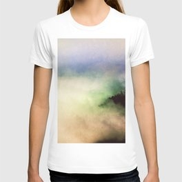Ethereal Rainbow Clouds - Nature Photography T-shirt