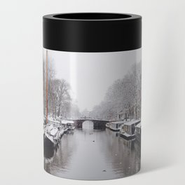 Winter in Amsterdam Can Cooler