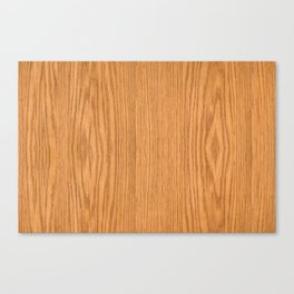 Wood Grain 4 Canvas Print
