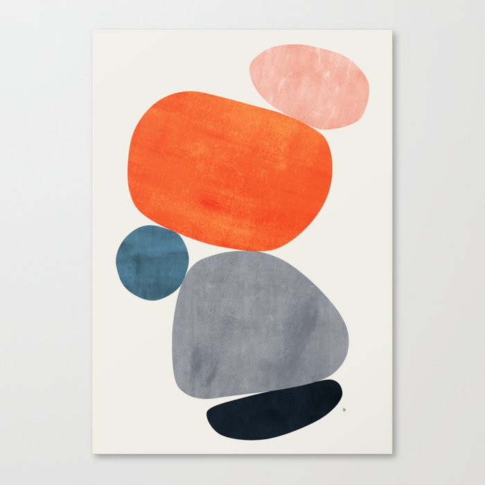 Balance III Canvas Print