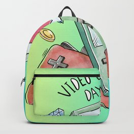 Video game Backpack