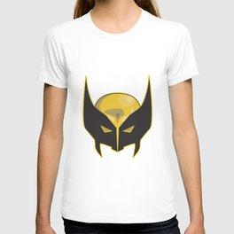 Logan Weapon X Superhero Mask T-shirt